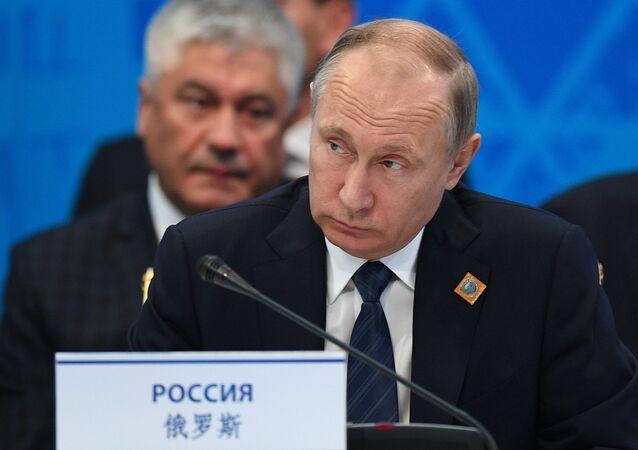 プーチン大統領 傷を負ったロシアに関する意見は彼らの「夢」