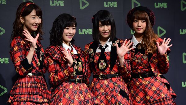 AKB48 - Sputnik 日本