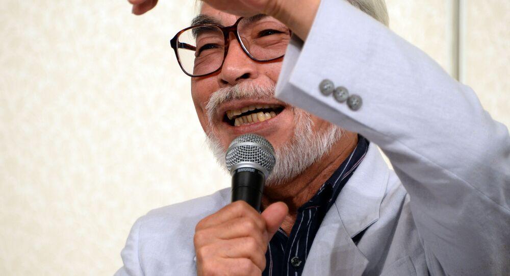 宮﨑駿監督