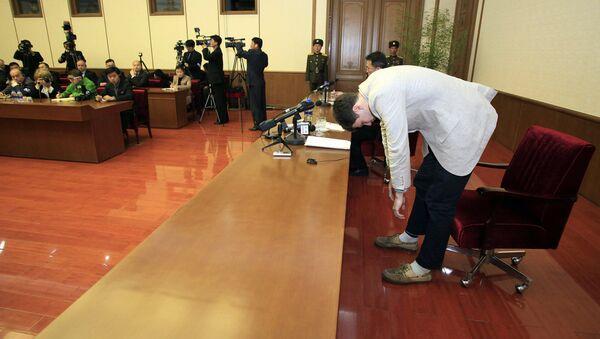 北朝鮮、トランプ氏を「老いぼれの精神異常者」 ワームビアさん死亡にコメント - Sputnik 日本
