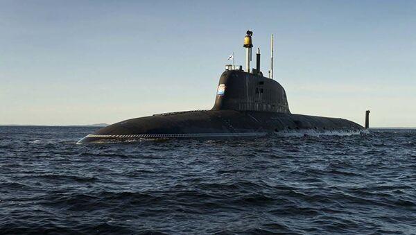 「ヤーセン-M」型の改良原子力潜水艦【アーカイブ】 - Sputnik 日本