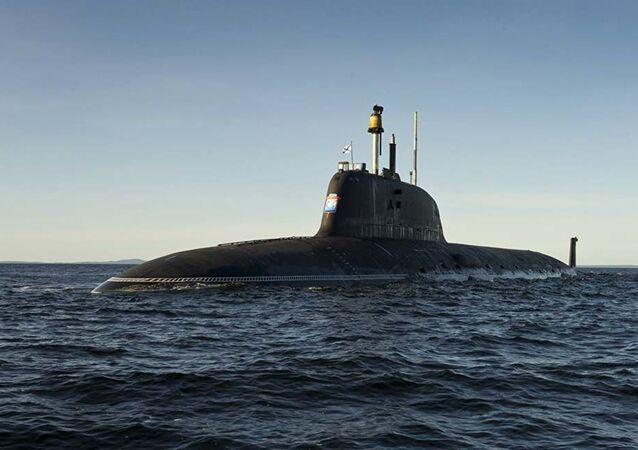 「ヤーセン-M」型の改良原子力潜水艦【アーカイブ】