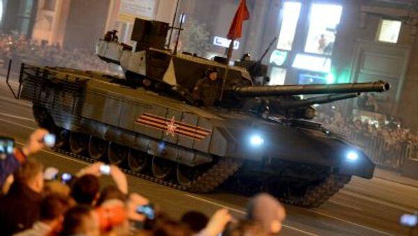 最新式戦車「アルマータ」 - Sputnik 日本