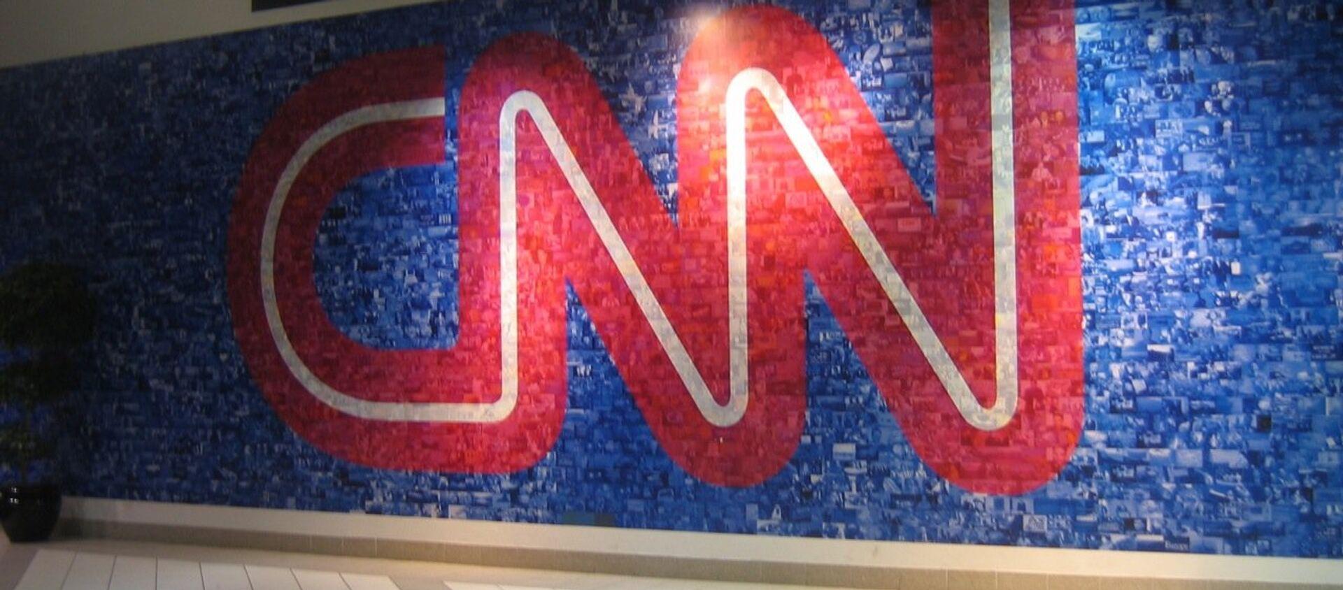 Logo de CNN - Sputnik 日本, 1920, 06.08.2021