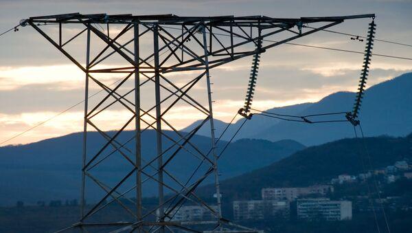 ロシア、中国への電気供給の準備あり - Sputnik 日本