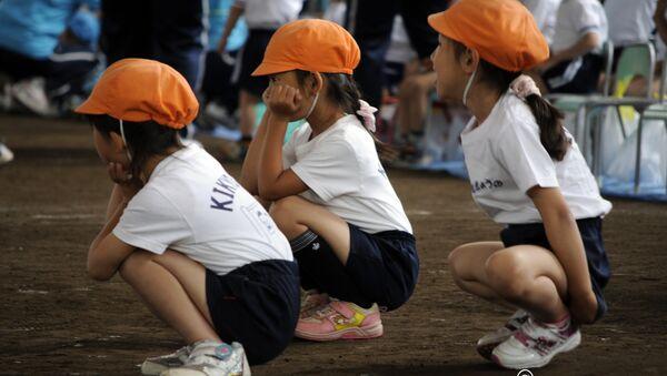 日本の子どもは学校でトイレに行きたがらない? - Sputnik 日本