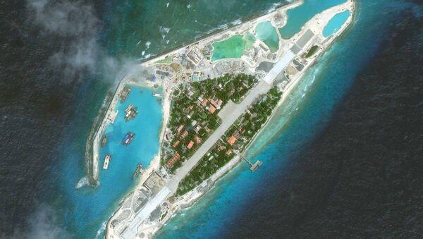 中国、南シナ海にミサイル施設建設=米研究所 - Sputnik 日本