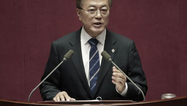 韓国大統領 - Sputnik 日本