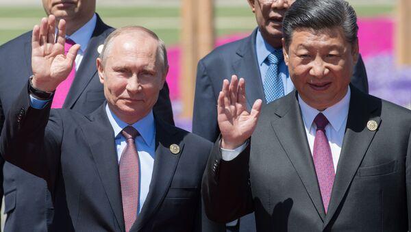 露中首脳、会合を実施 北朝鮮とシリア問題を協議 - Sputnik 日本