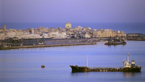 リビアの首都トリポリ - Sputnik 日本