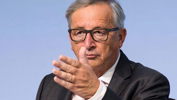 欧州委員会のジャン=クロード・ユンケル委員長 - Sputnik 日本