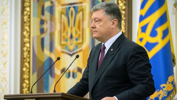 ポロシェンコ大統領 - Sputnik 日本