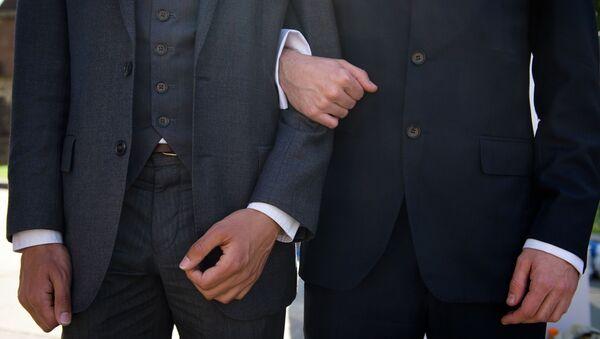 同性婚 - Sputnik 日本