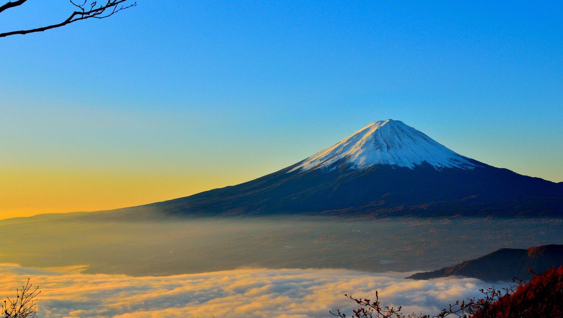 富士登山 - Sputnik 日本, 1920, 30.09.2021