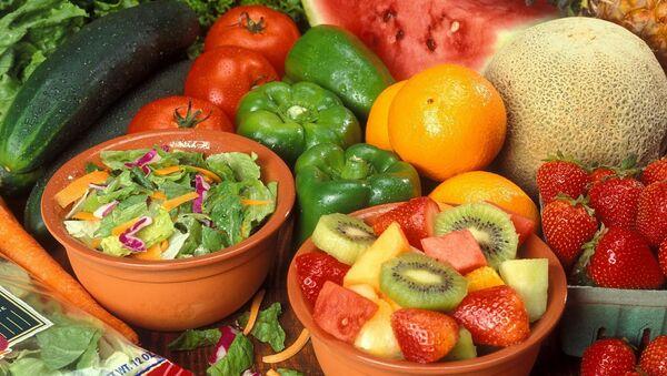 Овощи и фрукты - Sputnik 日本