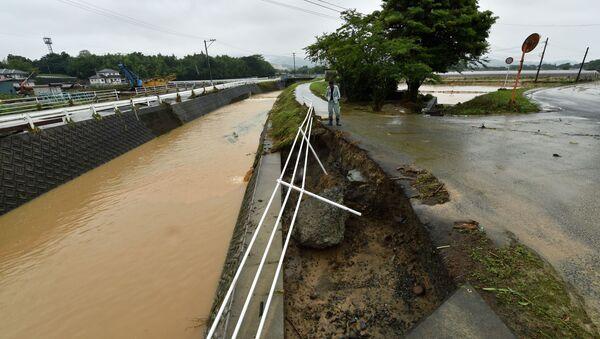 西日本豪雨の初動検証 日本政府、10月に報告書 - Sputnik 日本