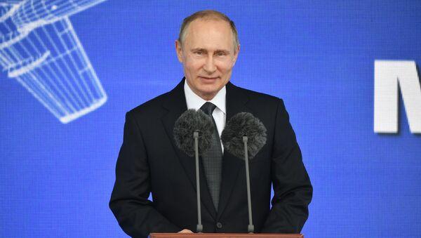 プーチン氏、第13回国際航空宇宙サロン「MAKS」 - Sputnik 日本