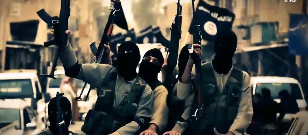 過激派組織「ダーイシュ」(イスラム国、IS)