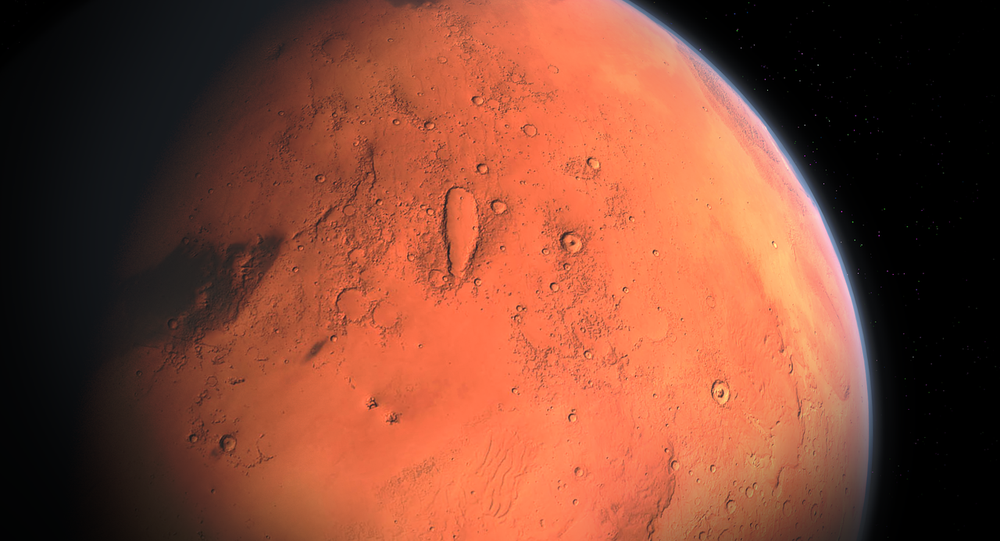 火星で地球外生命体に最適な場所が見つかる