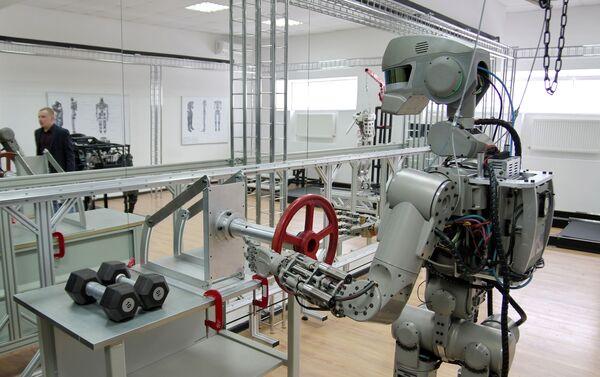 ロシアのロボット「フョードル」 - Sputnik 日本