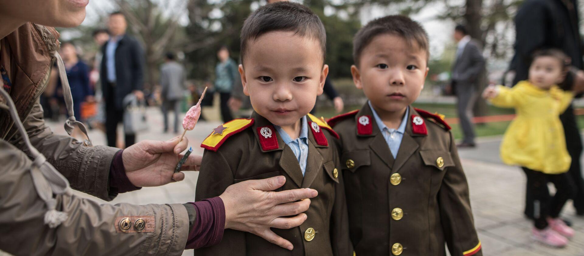 北朝鮮 - Sputnik 日本, 1920, 05.05.2021