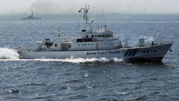 日本の海上自衛隊のボート - Sputnik 日本