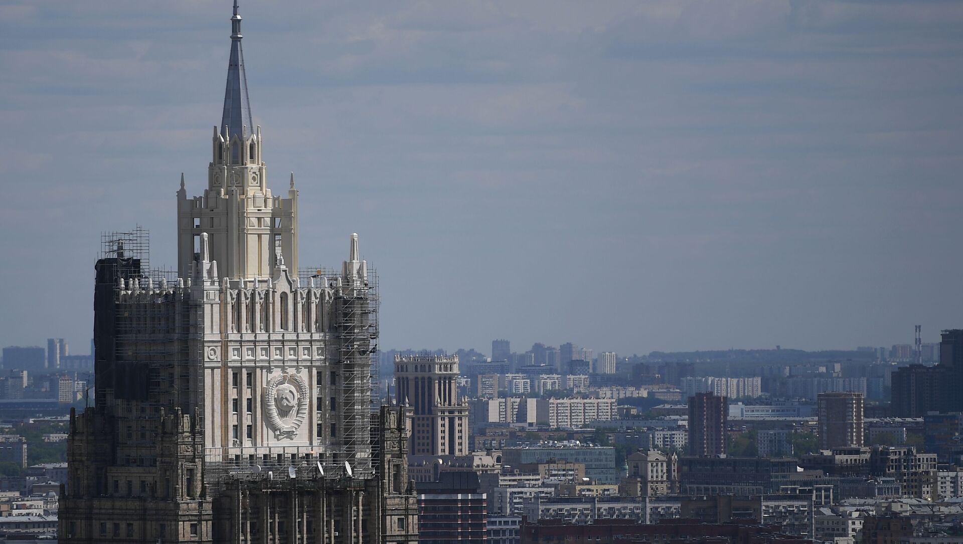 ロシア外務省 - Sputnik 日本, 1920, 16.04.2021