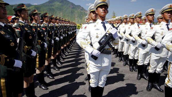 中国の兵士(アーカイブ) - Sputnik 日本