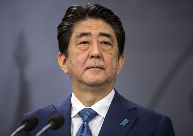 安倍首相 【アカーイブ写真】