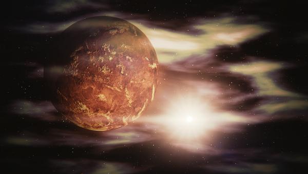 金星 - Sputnik 日本
