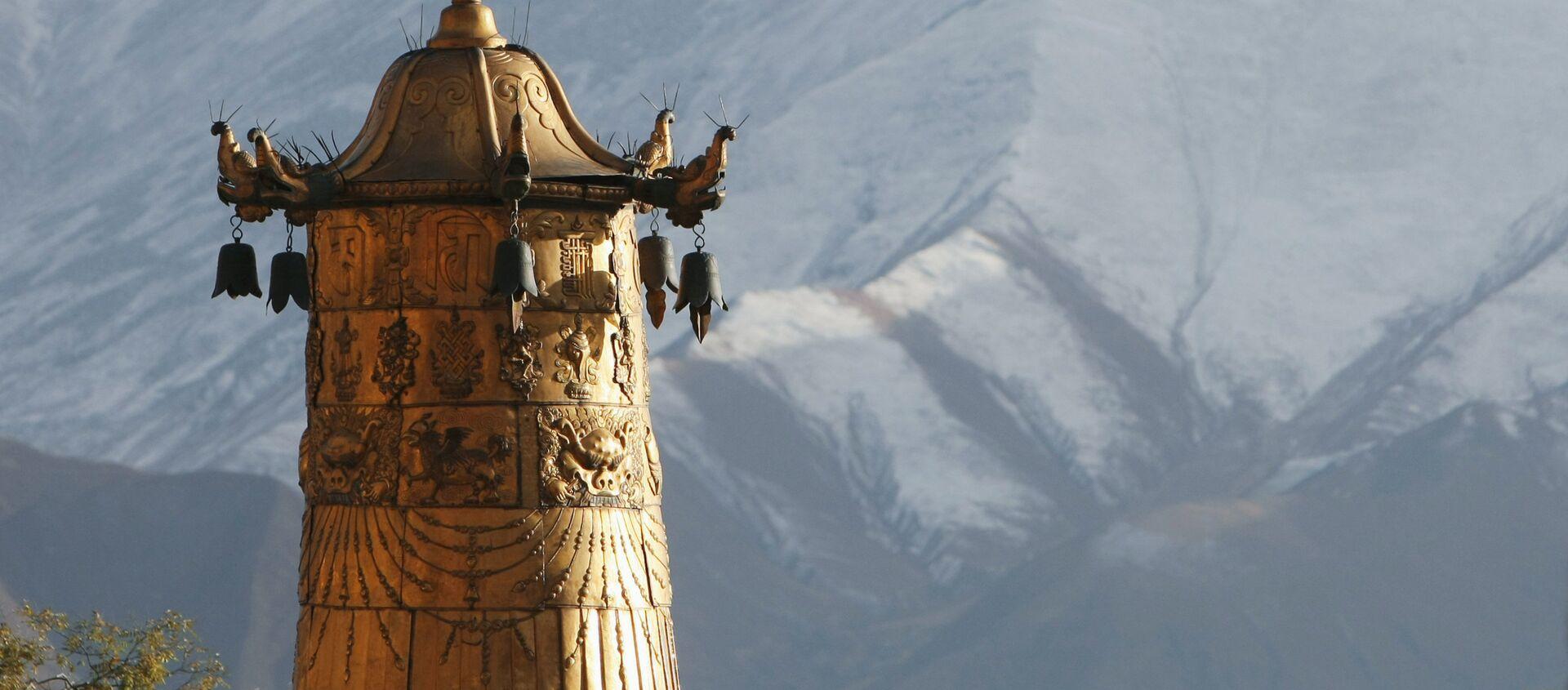 チベット - Sputnik 日本, 1920, 02.08.2021