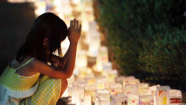 74年目の長崎原爆の日:十字架の帰還と「ナガサキ」の動詞化 - Sputnik 日本