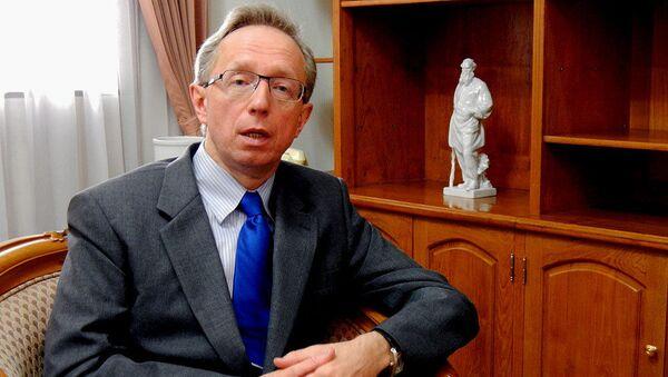 次期駐日ロシア大使にミハイル・ガルジン氏 - Sputnik 日本