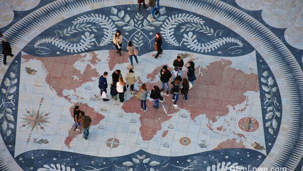 世界地図 - Sputnik 日本