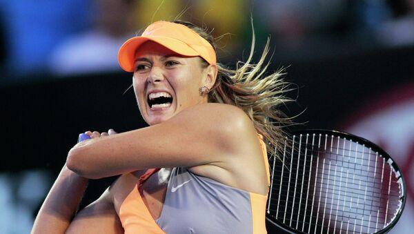 シャラポワ、WTAランキングで1ランク上昇 - Sputnik 日本