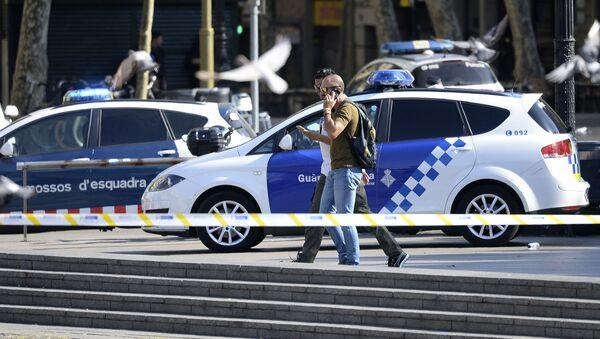 スペイン警察 - Sputnik 日本