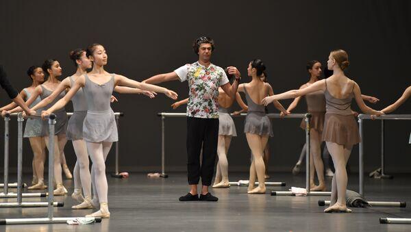 最高のバレエ、最高の音楽教育をロシア人アーティストから直に 「ロシアの季節」が日本各地でマスタークラス - Sputnik 日本
