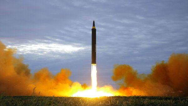 ミサイル発射【資料写真】 - Sputnik 日本