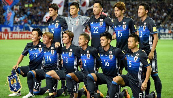 サッカー日本代表 - Sputnik 日本