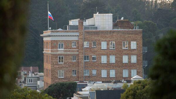 サンフランシスコの総領事館 - Sputnik 日本