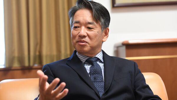 日本は北への圧力強化をロシアに呼びかけている 上月駐ロ大使 - Sputnik 日本