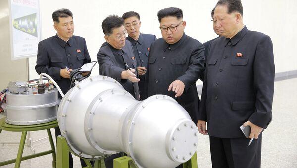北朝鮮核実験場付近で多数地滑り 米大学分析 - Sputnik 日本