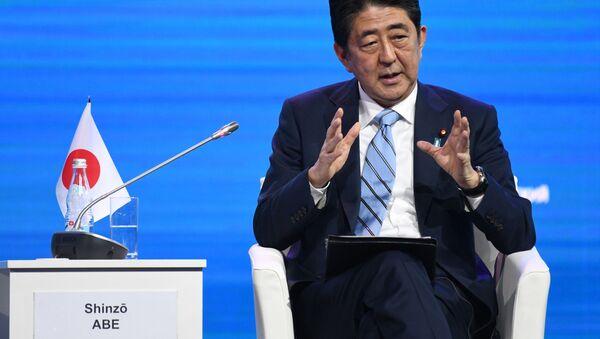 安倍首相、国際社会に呼びかけ 前代未聞の脅威の北朝鮮に対して最大限の圧力を - Sputnik 日本