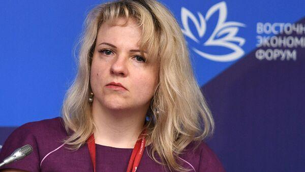 ロシア大統領専門管理部のスヴェトラーナ・ルカシュ副部長 - Sputnik 日本