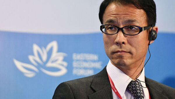 ジェトロ米谷理事 - Sputnik 日本