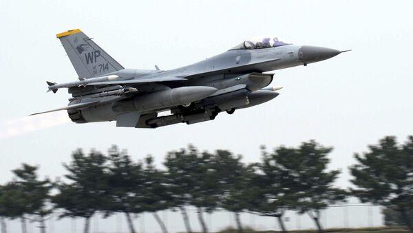 戦闘機F-16 - Sputnik 日本