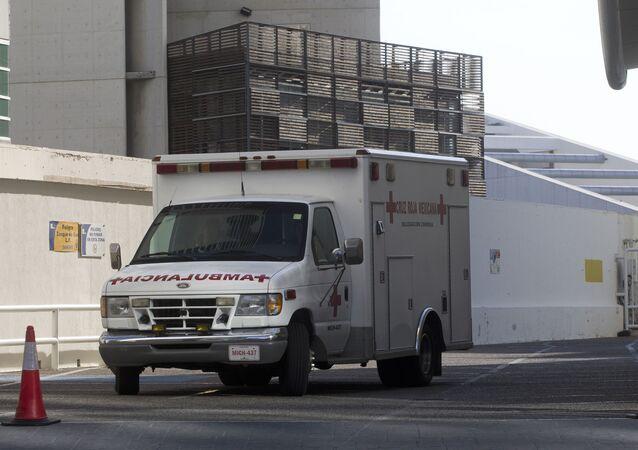メキシコ、救急車