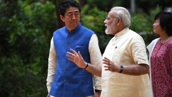 首相の印訪問【アーカイブ】 - Sputnik 日本