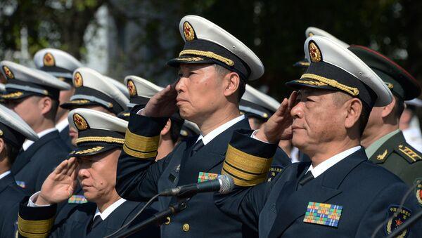 「海上合同作戦2017」 - Sputnik 日本