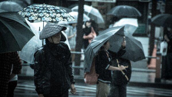 大雨 - Sputnik 日本